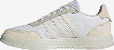 ADIDAS PERFORMANCE Sportschuh 'Courtmaster' in creme / weiß, Produktansicht