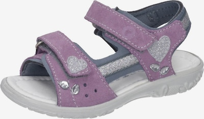 RICOSTA Sandals in Grey / Lilac / Silver, Item view