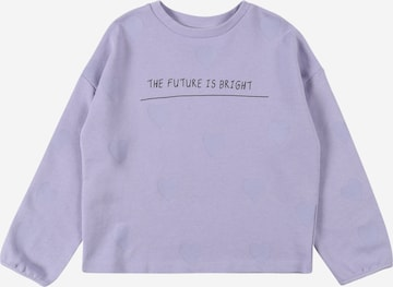 OVS Sweatshirt i lila