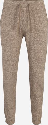 Abercrombie & Fitch Pidžaamapüksid, värv pruun