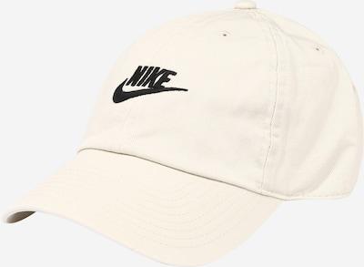 Nike Sportswear Cap 'Heritage 86' in hellgrau / schwarz, Produktansicht
