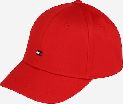 TOMMY HILFIGER Cap in navy / rot / weiß, Produktansicht