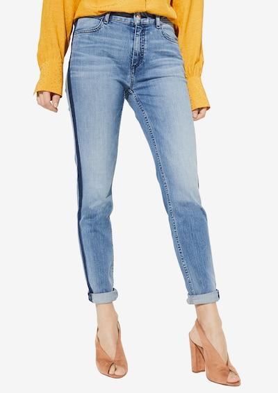 COMMA Jeans in blau, Modelansicht