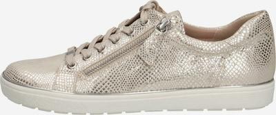 CAPRICE Sneaker in beige, Produktansicht