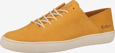 KICKERS Halbschuhe in gelb, Produktansicht