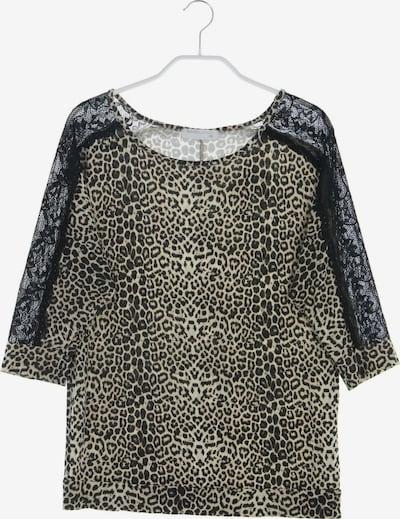Suiteblanco Top & Shirt in M in Beige / Black, Item view