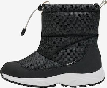 Boots Hummel en noir