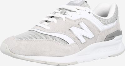 new balance Platform trainers in Grey / Light grey / White, Item view