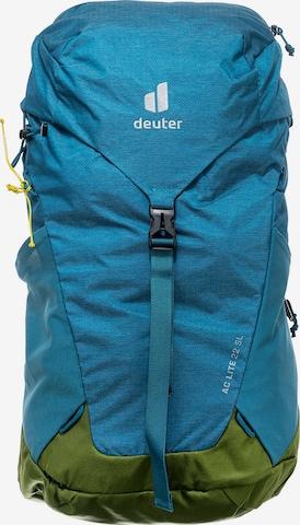 DEUTER Rucksack in Blau