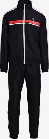 Sergio Tacchini Trainingsanzug AGAVE Tracksuit in dunkelblau, Produktansicht