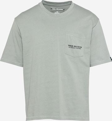 True Religion Shirt in Grün