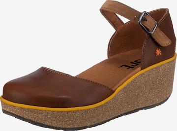 ART Sandals 'Parma' in Brown
