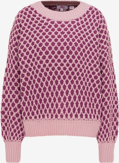 MYMO Oversized sweater in Purple / Pink, Item view