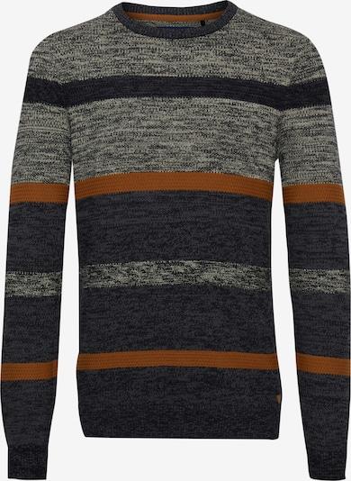 BLEND Trui 'Arendt' in de kleur Zwart, Productweergave