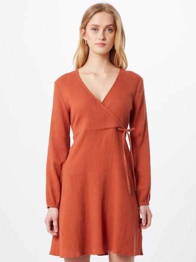 Rochie de vară 'Sarina' ABOUT YOU pe maro ruginiu / roșu ruginiu, Vizualizare model