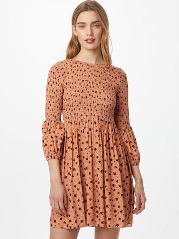 GLAMOROUS Dress in Orange