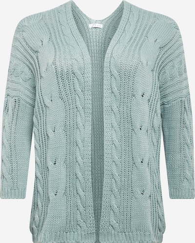 Geacă tricotată 'Lara' Z-One pe jad, Vizualizare produs