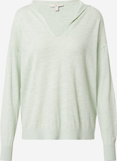 EDC BY ESPRIT Sweater in pastel green, Item view