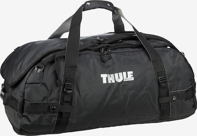 Thule Reisetasche 'Chasm L' in schwarz / weiß, Produktansicht
