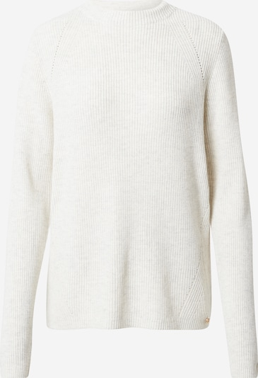 s.Oliver Pullover in offwhite: Frontalansicht