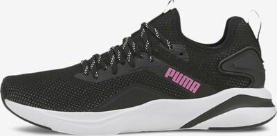 PUMA Sportschuhe in pink / schwarz / weiß, Produktansicht