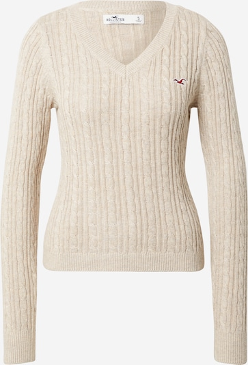 HOLLISTER Pullover in nude, Produktansicht
