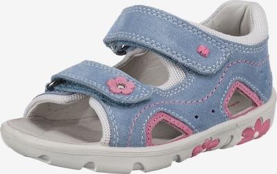 ELEFANTEN Baby Sandalen PEPPI für Mädchen in hellblau, Produktansicht