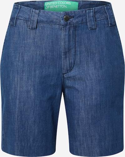 Džinsai iš UNITED COLORS OF BENETTON, spalva – tamsiai (džinso) mėlyna, Prekių apžvalga