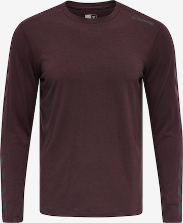 T-Shirt fonctionnel 'Mace' Hummel en violet