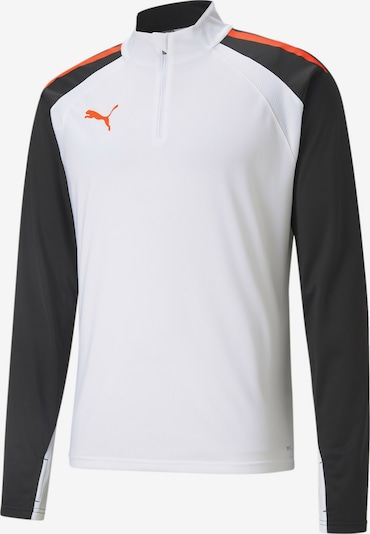 PUMA Functioneel shirt in de kleur Rood / Zwart / Wit, Productweergave
