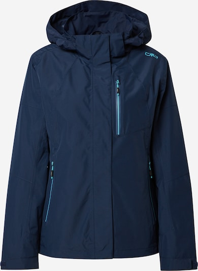 CMP Outdoor jacket in Night blue, Item view