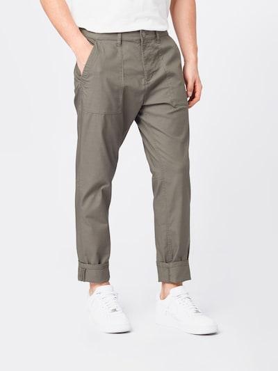 ESPRIT Housut 'COOLMAX' värissä khaki: Näkymä edestä