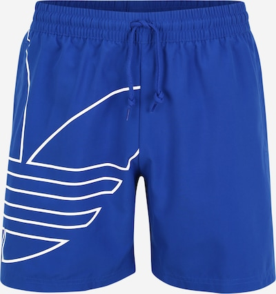 ADIDAS ORIGINALS Plavecké šortky - modrá / bílá, Produkt