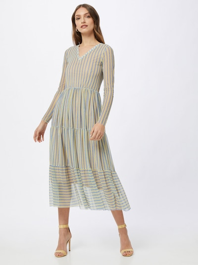 Rich & Royal Obleka | mešane barve barva, Prikaz modela