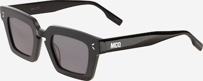 McQ Alexander McQueen Sunglasses in Black / Silver, Item view