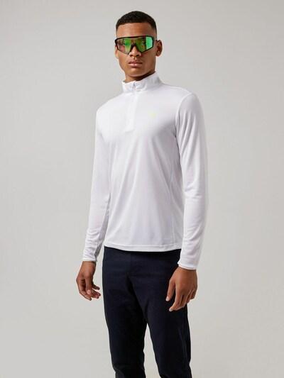 J.Lindeberg T-Shirt 'Johan' en blanc, Vue avec produit