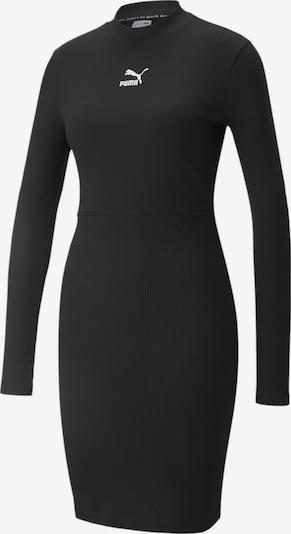 PUMA Sportkleid in schwarz / weiß, Produktansicht