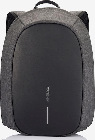XD Design Rucksack 'Elle' in stone / schwarz / weiß, Produktansicht