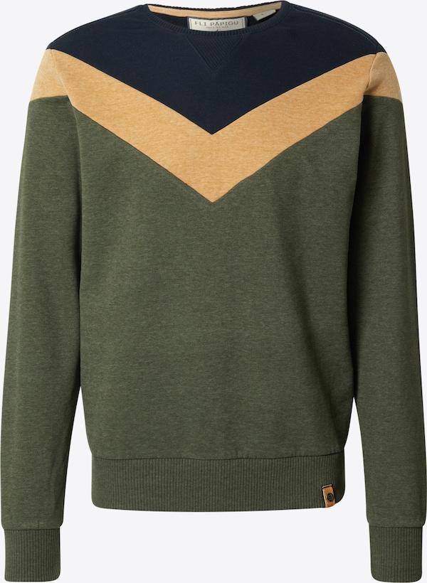 Sweatshirt 'Der Bratan Is In Ordnung'