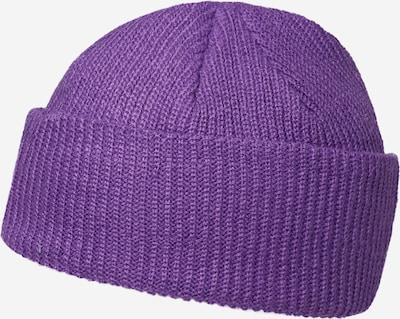 ABOUT YOU Bonnet 'Bjarne' en violet, Vue avec produit