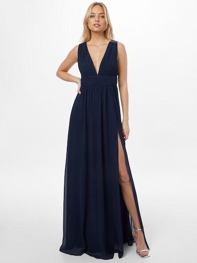 STAR NIGHT Kleid in navy, Modelansicht