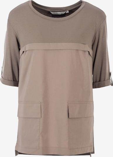 HELMIDGE Blouse in de kleur Bruin, Productweergave