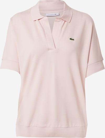 LACOSTE Shirt in puder, Produktansicht