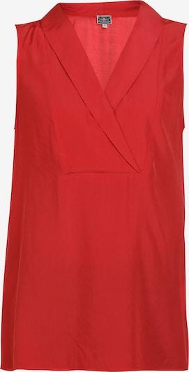 DreiMaster Maritim Bluse in rot, Produktansicht