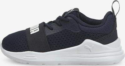 PUMA Sneaker in marine / weiß, Produktansicht