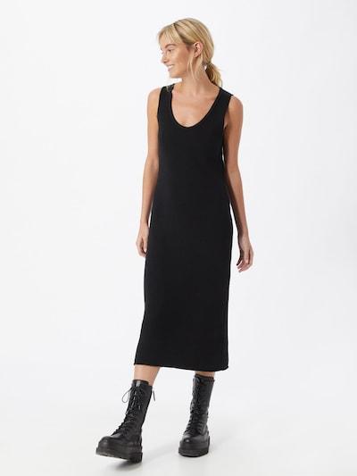 NU-IN Úpletové šaty - černá, Model/ka