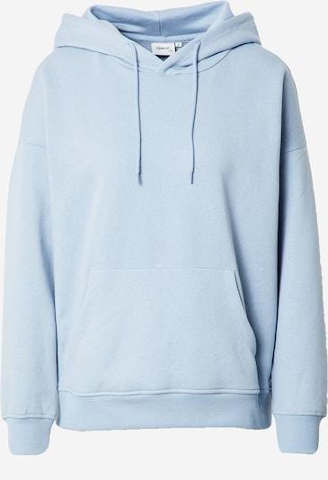 ONLY Sweatshirt in hellblau, Produktansicht