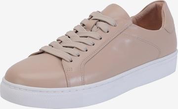 Ekonika Sneakers 'Portal' in Beige