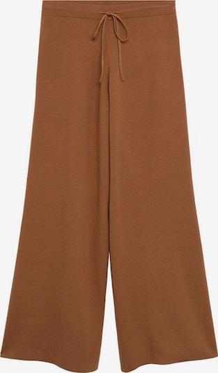 Pantaloni 'Sol-A' MANGO pe maro, Vizualizare produs