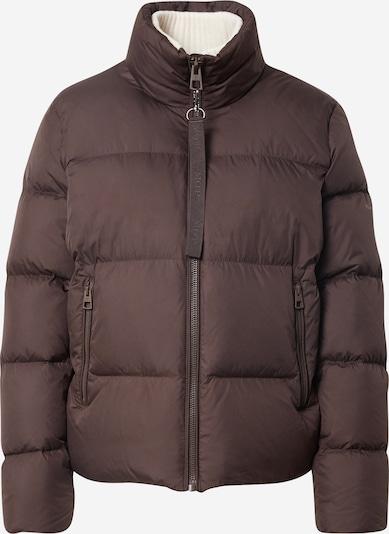 Žieminė striukė iš Marc O'Polo, spalva – tamsiai ruda / balkšva, Prekių apžvalga